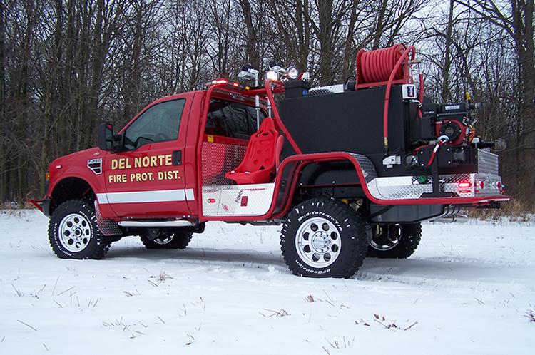 #63 Del Norte Fire Protection District