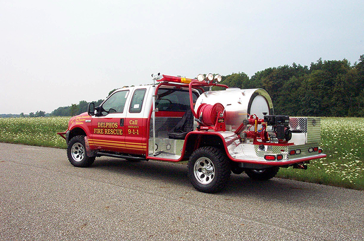 #22 Delphos Fire Rescue