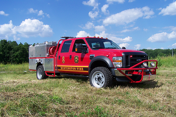 #54 City of Huntington Fire Dept.