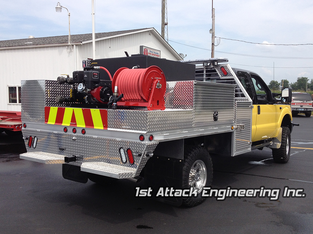 #110 Boone Grove Fire Dept.