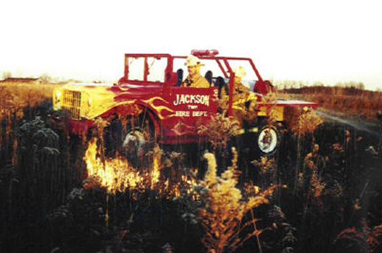 #1 Jackson  Twp. Vol. Fire Dept.