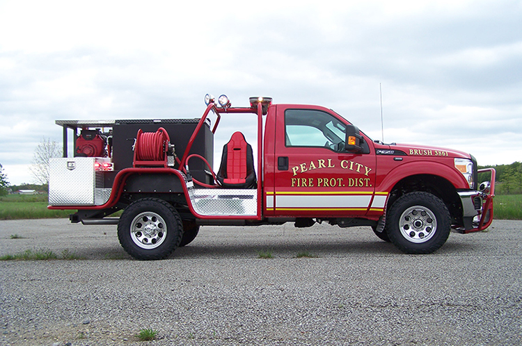 #71 Pearl City Fire Protection District
