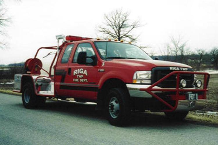 #13 Riga Twp. Fire Dept.