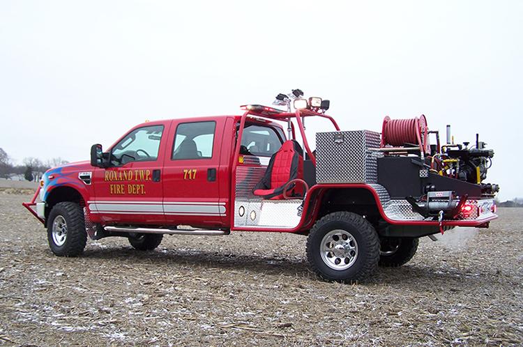 #38 Roxand Fire Dept.