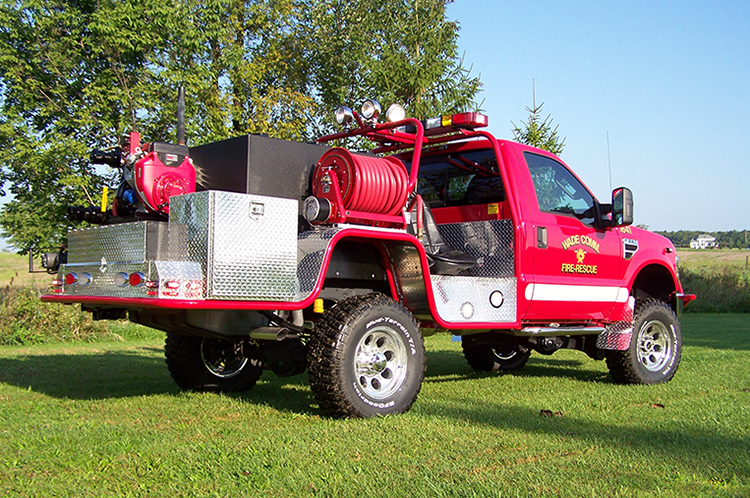 #56 Wade Community Fire Dept.