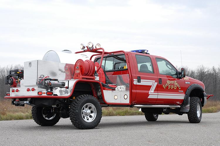 #29 Fox River Grove Fire Dept.