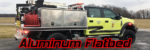 Seven Lakes Fire and Rescue Aluminum Flatbed